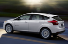 Banco Ford Focus Electric